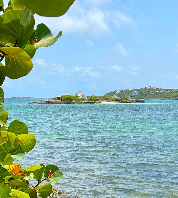 scilly cay view island harbour