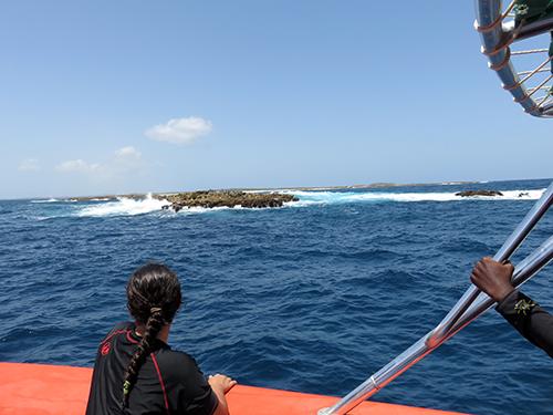 shipwreck at deadmans bay scrub island