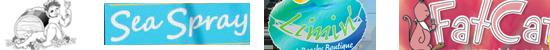 card shop logos