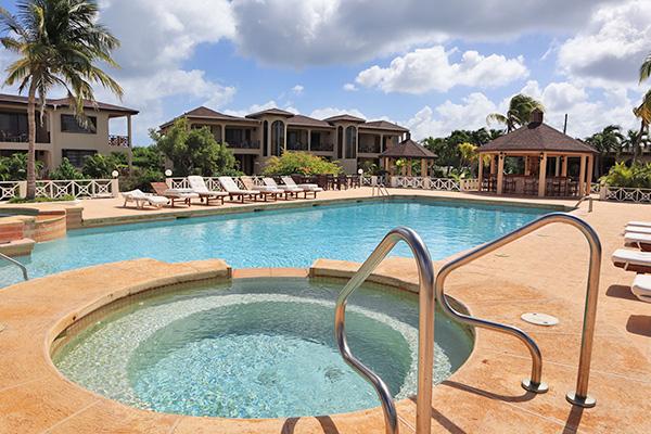 paradise cove resort anguilla pool Pool