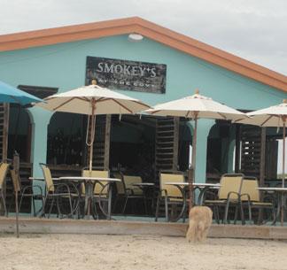 smokey's restaurant anguilla