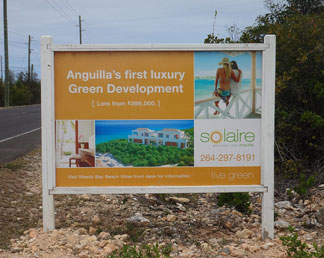 sign to solaire anguilla