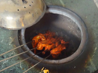 spice of india tandoor oven