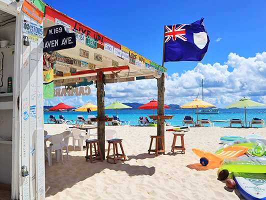 Sunshine Shack beachbar N Grill bar
