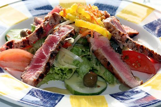 tastys famous tuna salad