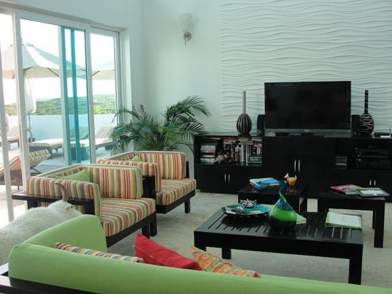Anguilla villa, Tequila Sunrise, Dropsey Bay