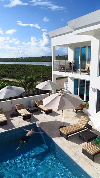 Tequila Sunrise Villa