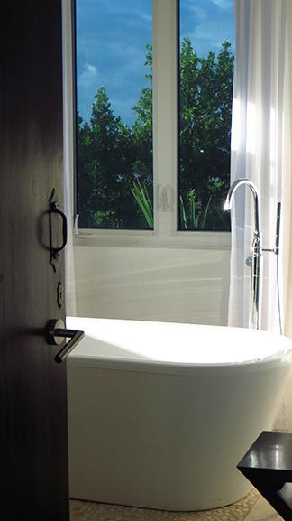tequila sunrise anguilla bathroom