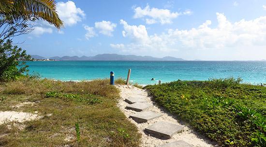 the beach at cuisinart villa suite