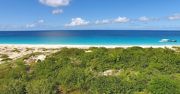 the beach at tranquility beach development anguilla