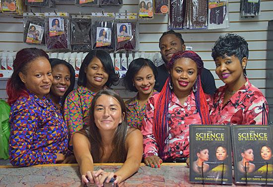 nails-r-hair-salon team