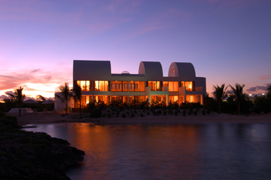 the point villa at covecastles