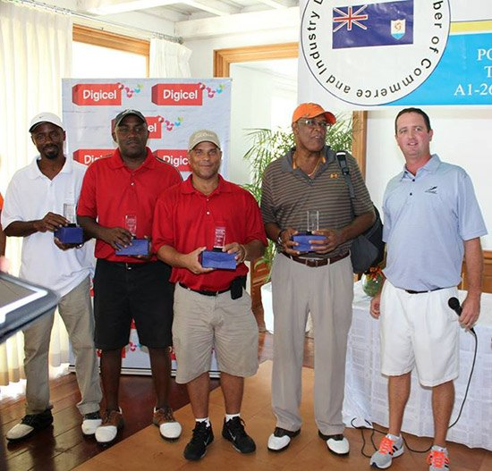 tournament winners in anguilla golf tournament held by acoci