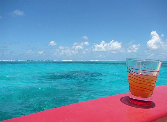 rum punch anguilla