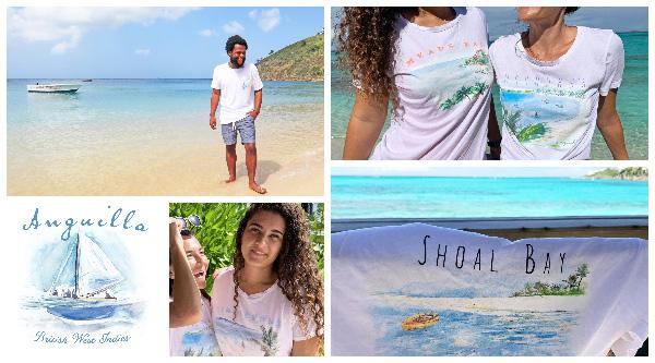 anguilla tshirts