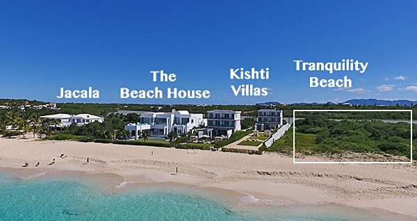 tranquility beach current layout
