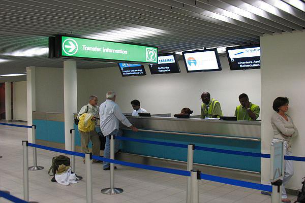 sxm transfer gate to anguilla