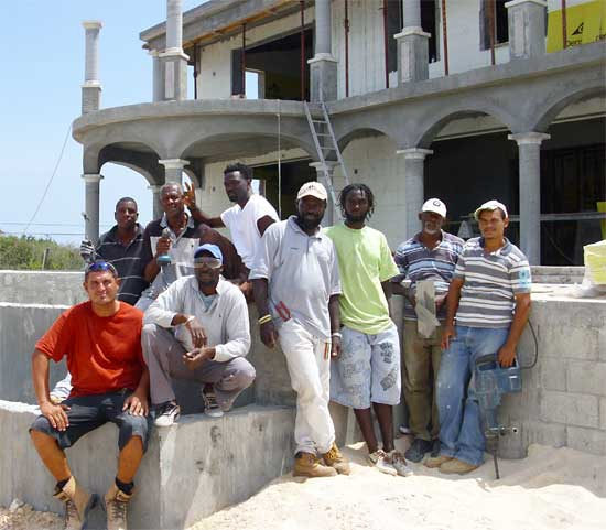 Turnkey Anguilla Construction