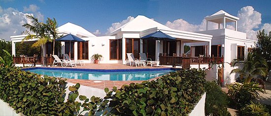 anguilla villa twin palms