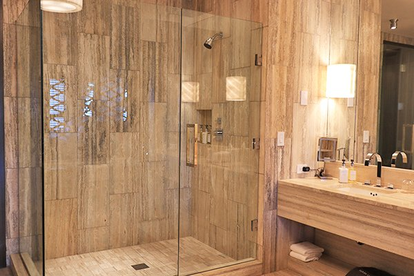 Two Bedroom Residence Shower