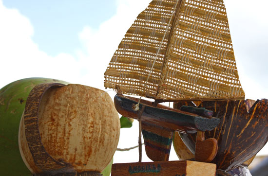 The Valley Street Fair Anguilla Art Stalls