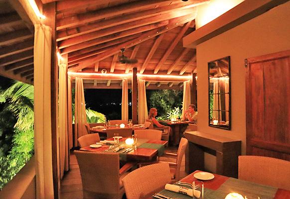 veya restaurant anguilla