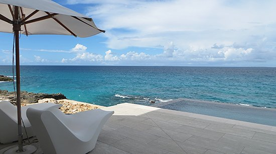terrace at viceroy spa
