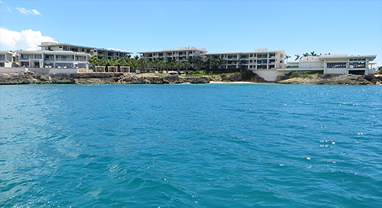 viceroy anguilla from the sea