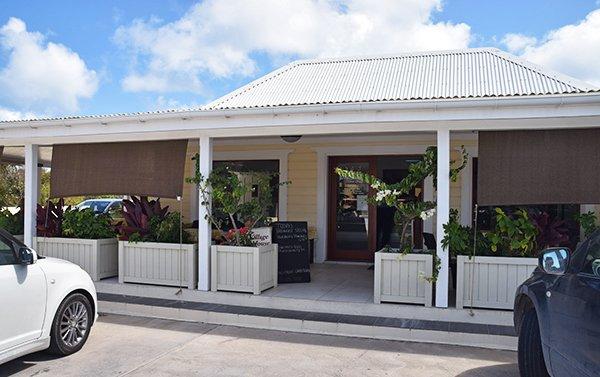 village bakehouse exterior