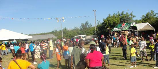 Welches Festival, Anguilla event