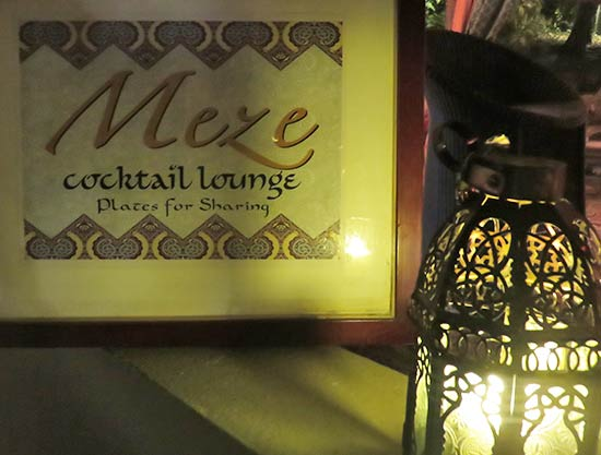 welcome to meze