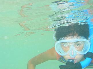 Yuki Snorkeling