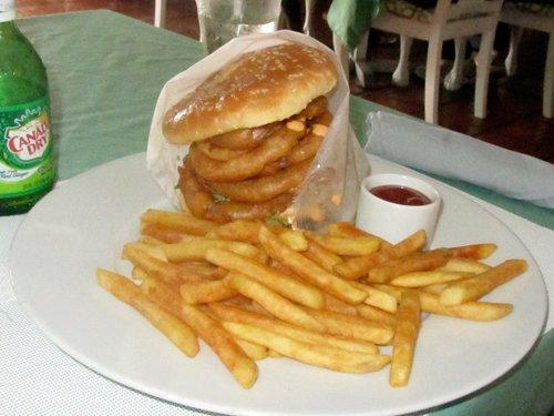 yumyum crybaby burger