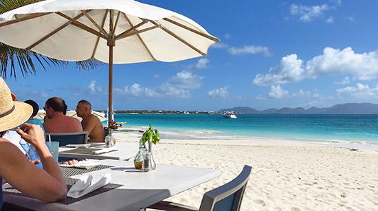 your view from cuisinart beach bar