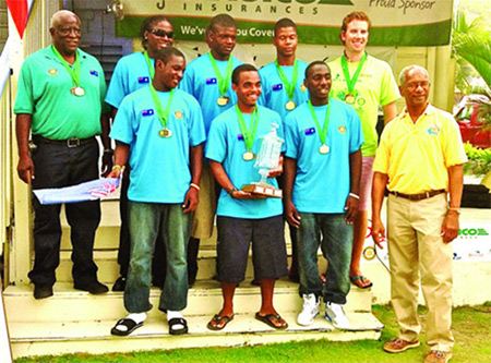 anguilla youth at tortola youth regatta