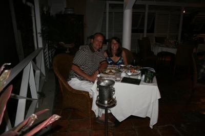Dinner at KoalKeel