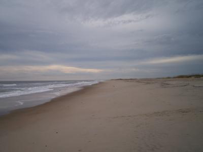 Carolina Beach, A mild November, 2006
