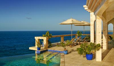 View From Desert Rose Anguilla Villa