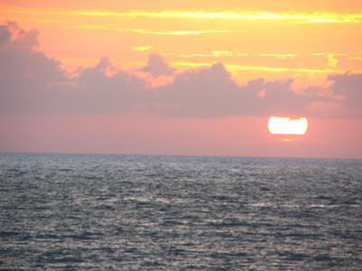 Beautiful Anguilla Sunset