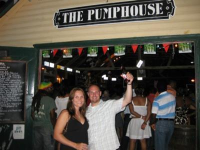 Pumphouse on Thursday