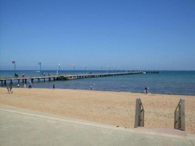The Frankston Beach Foreshore