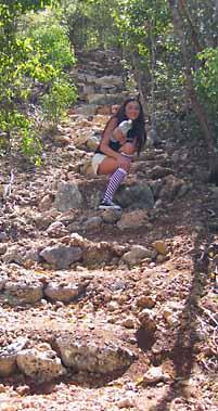 Anguilla Cave
