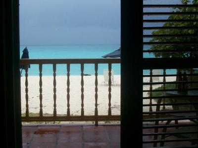 Waking up in Anguilla