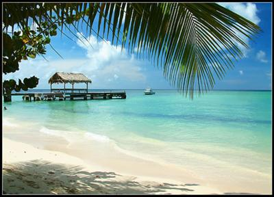 Pigeon Point Beach Crown Point Tobago