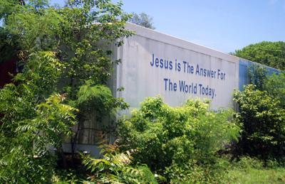 An Island Message
