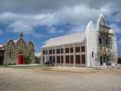Construction On St. Gerard's 2008