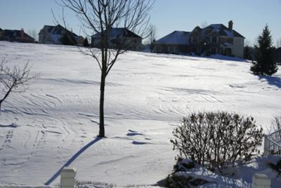 Wintery Wonderland of Saint Charles IL