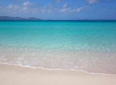 Beautiful Rendezous Bay