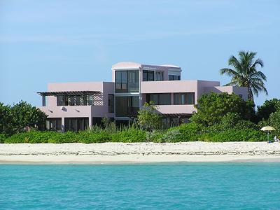 Chuck Norris' Former Villa on Shoal Bay West in Anguilla
