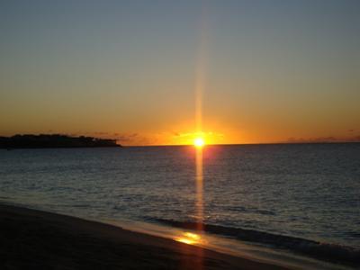 Sunset at Carimar